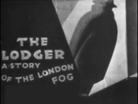 Alfred Hichcock | The Lodger: A Story of the London Fog (1927) [Silent Movie]