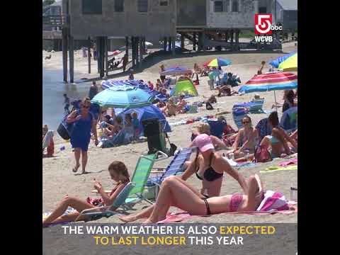Forecast expert: 'Summer seems to linger on and on'