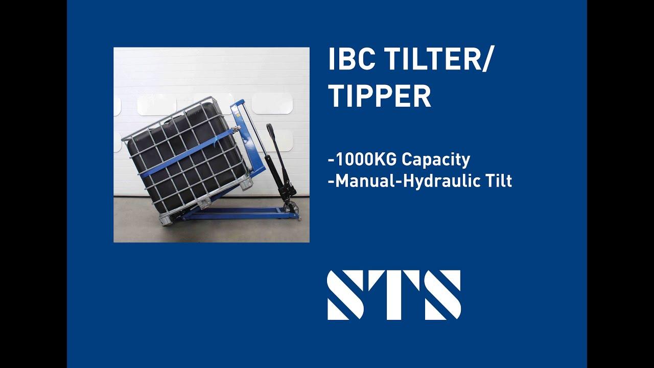 IBC Tilter / Tipper