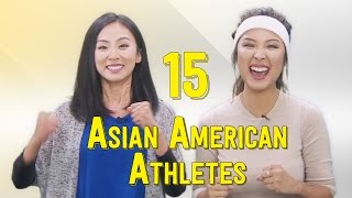 15 Awesome Asian American Athletes Who Broke Barriers