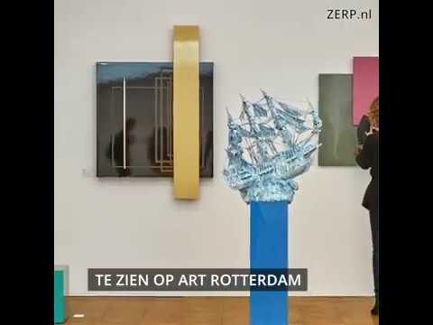 Peter Riss / ART Rotterdam / ZERP Galerie Rotterdam