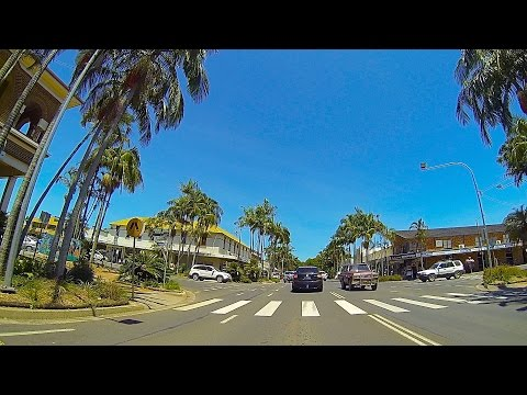 Mullumbimby NSW Scenic Drive