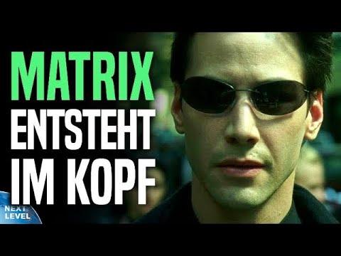 Die Matrix entsteht im Kopf! Warum die Menschheit unglücklich ist