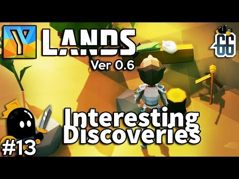Ylands - Finished scouting out the entire island - EP13 ✔
