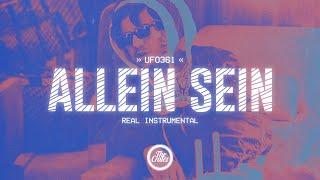 """Ufo361 - """"Allein sein"""" Instrumental (prod. by The Cratez, Sonus030, Jimmy Torrio & Gezin)"""