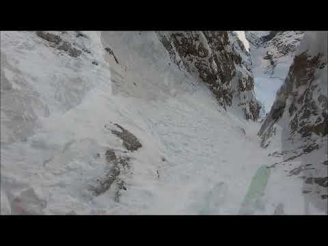 Canalino Vallencant - Monte CristalloIl ca...