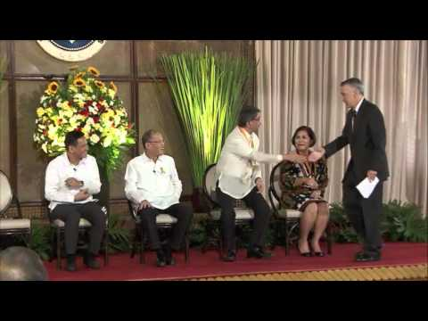 Commencement Exercises: Master in Public Management Major in Local Governance