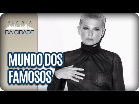 Xuxa, Sheila Mello e Tatá Werneck - Revista da Cidade (27/03/2017)