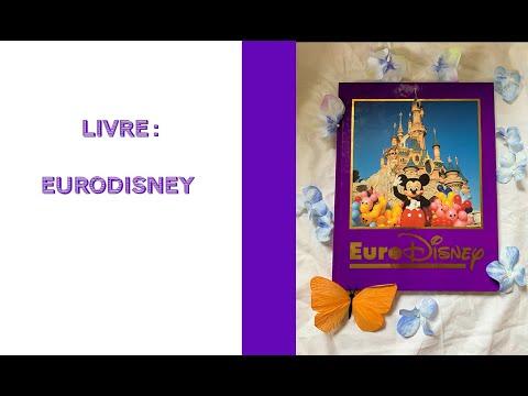 Livre Eurodisney
