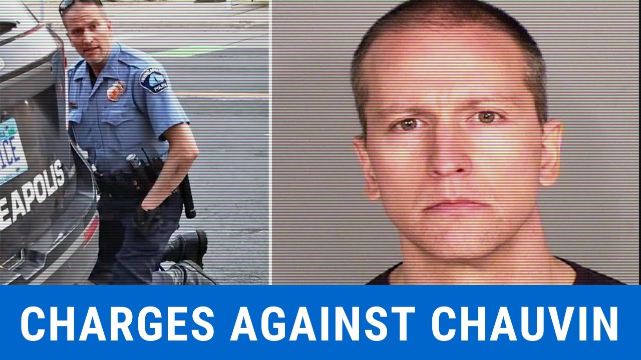 THIS MUST STOP: Understanding The Criminal Charges Against Officer Derek Chauvin