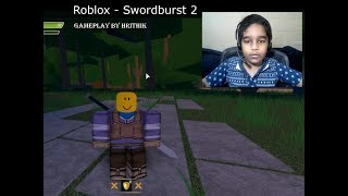 Roblox - Swordburst 2 - Gameplay von Hrithik