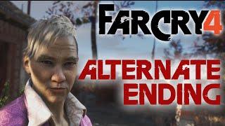Far Cry 4 | Alternate Ending | Crab Rangoon Ending