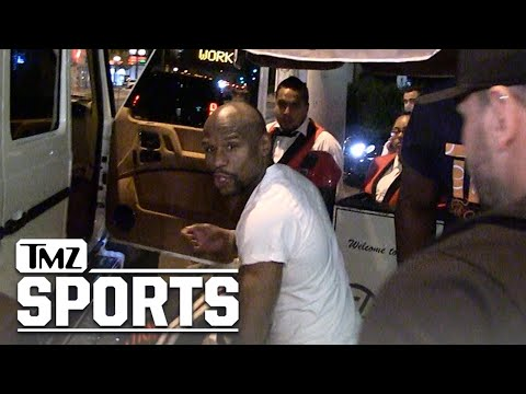 Floyd Mayweather: No Sex Before McGregor Fight | TMZ Sports