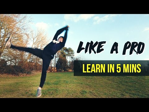 HOW TO CORK | Tricking Tutorial