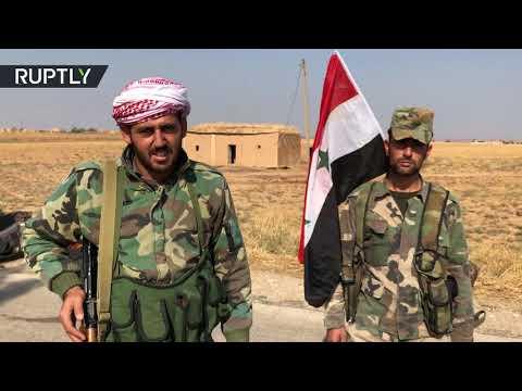 وحدات جديدة للجيش السوري تدخل ريفي الرقة والحسكة