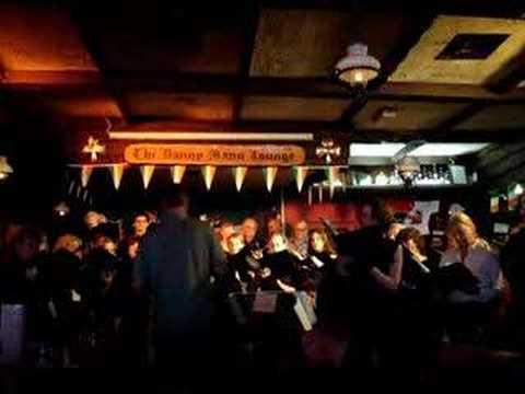"""SBCC Concert Choir Pub Gig in Killarney, Ireland: """"Dúlamán"""""""