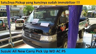 Suzuki All New Carry PU Wide Deck AC PS review - Indonesia