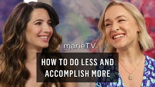 'Do Less' — Kate Northrup's Unorthodox Advice …