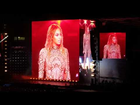 Beyoncé - Freedom/Survivor/End Of Time/Grown Woman/Halo (Live @ Formation World Tour In Brussels)