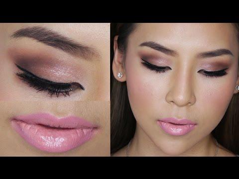 Soft Pink Makeup Tutorial