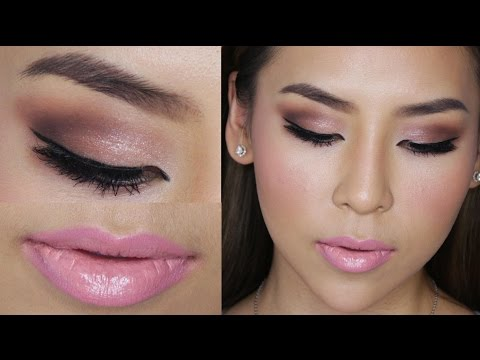 Soft Pink Makeup Tutorial