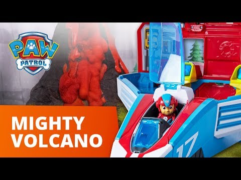 PAW Patrol | Copycat's Mighty Volcano | Toy Episode | PAW Patrol Official & Friends