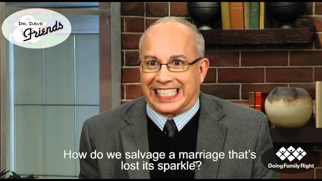 How do we salvage a marriage thats lost its sparkle? With