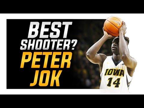 Peter Jok: 2017 NBA Draft Star Sleeper (Best Shooter in the Country?)