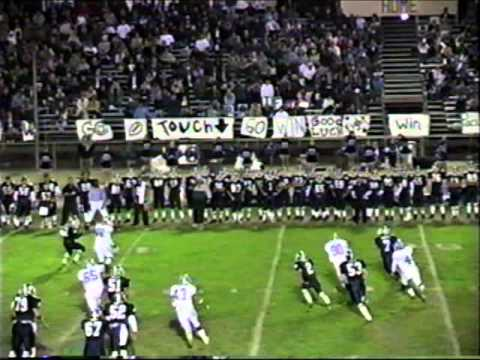 La Habra Highlanders at Pacifica Mariners - 2003 CIF Playoffs