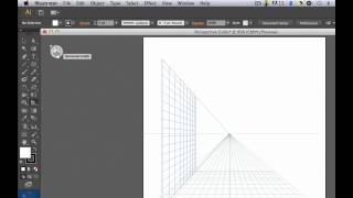 Adobe™ Illustrator™ Perspective Grid 1P