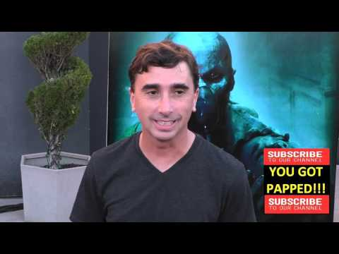 Anthony C  Ferrante at the Halloween Horror Nights Opening Night at Universal Studios in Hollywood