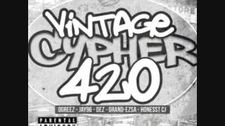 Shaolins New Age - Vintage Cypher (Single)