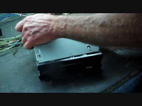Ferrari 550 No Power Stereo Repair