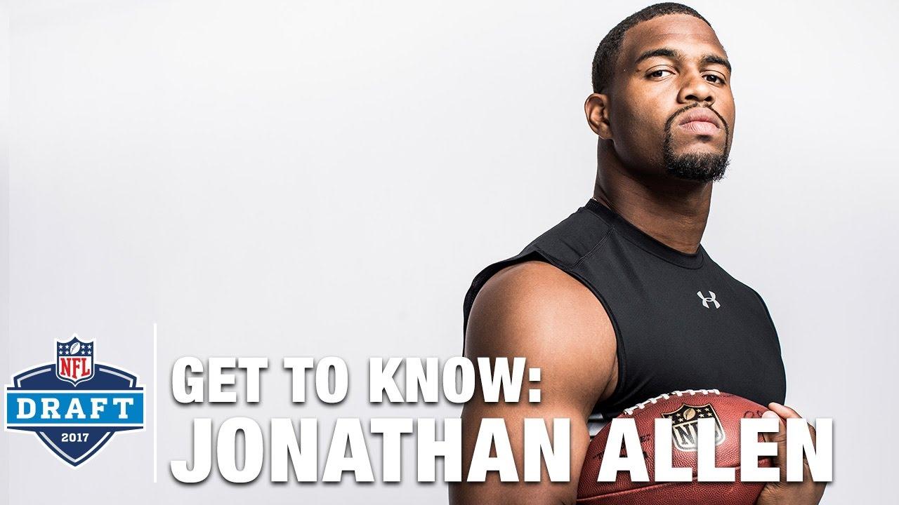 Get To Know: Jonathan Allen (Alabama, DE)