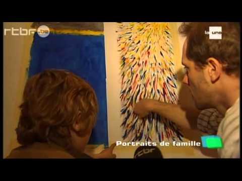 ATELIER de PEINTURE pour ENFANTS & PARENTS - YouTube