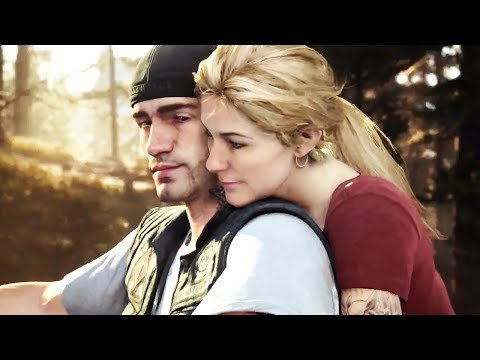 DAYS GONE - Single Player INSANE Game | 30 Minutes of Gameplay Trailer (PlayStation 4)