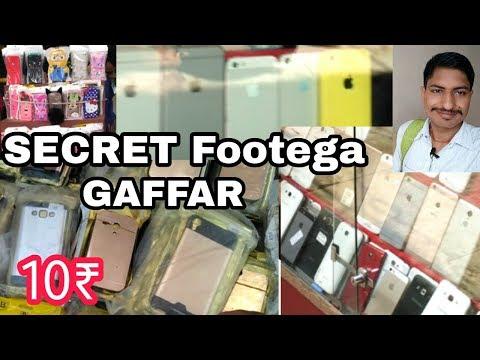 Gaffar MARKET SECRET FOOTEGA CHEAPEST MOBILE MARKET IN DELHI CHALO CHALE LIVE