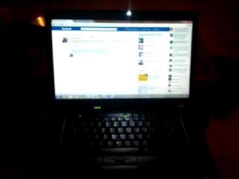 lenovo toetsenbord verlichting