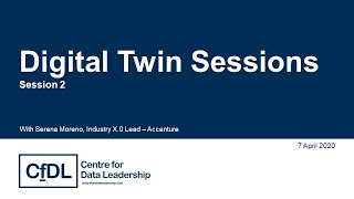 Digital Twin Sessions #2: Views from the Digital Engineering World