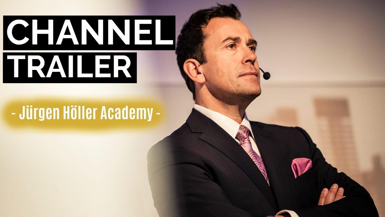 Channel Trailer Jurgen Holler Academy Youtube
