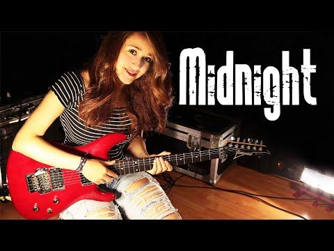 Midnight  Joe Satriani  por Vale