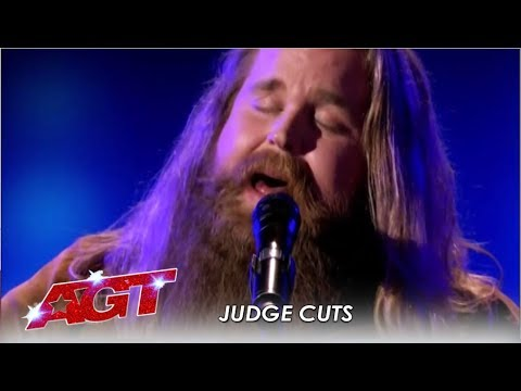 Chris Kläfford: Swedish Singer WOWS America With An Original Song! | America's Got Talent 2019