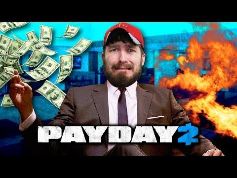 New Crew | Payday 2 Gameplay |