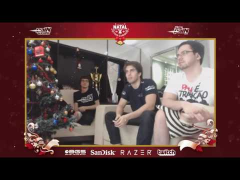 Stream Especial de Natal paiN Gaming 2016