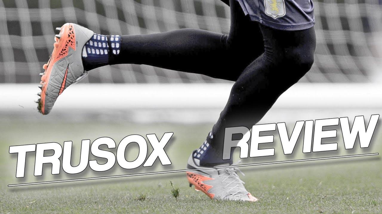 6fafe8f04 Leo Messi Socks - Trusox Test/Review by footkickerz - YouTube