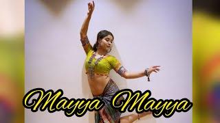 Mayya Mayya   Guru   Dance Cover By Sadhwi Majumder