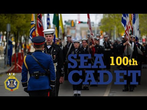 Sea Cadet Centennial, Edmonton, AB