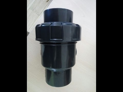 Обратный клапан Aquaviva HJ 50mm