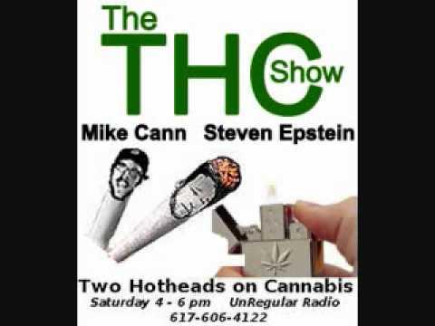 Charles Laquidara on Massachusetts Marijuana Legalization, THC Show