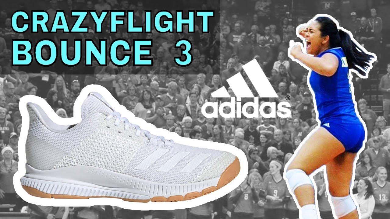 Adidas Crazyflight Bounce 3 Women's